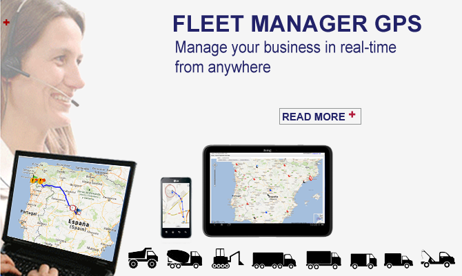 Fleet Manager GPS